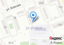 Компания «КОМБЕЗ» на карте