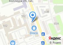 Компания «МногоТУ» на карте