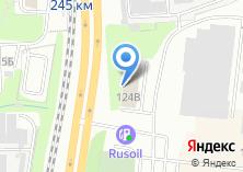Компания «Фиорано-Урал» на карте