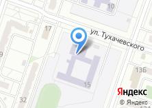Компания «Средняя общеобразовательная школа №85» на карте