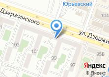 Компания «СитиОптика» на карте