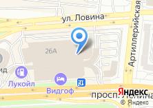 Компания «БОВИД» на карте