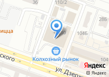 Компания «Евсей» на карте