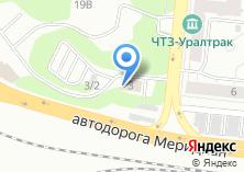 Компания «Арес» на карте