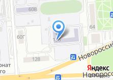 Компания «Синтай» на карте