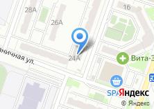 Компания «Почтовое отделение №108» на карте