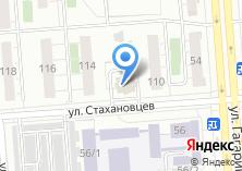 Компания «Урал-Ресурс» на карте