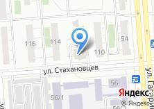 Компания «Уралпромкомплект-МС» на карте