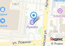 Компания «SM Auto» на карте