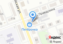 Компания «ТеплоГаз» на карте