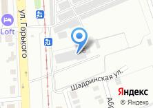 Компания «Ворота74ру торгово-производственная фирма» на карте