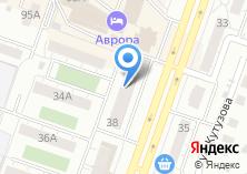 Компания «Сеть магазинов разливного пива» на карте