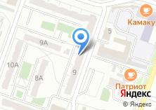 Компания «Экспертно-правовой центр» на карте