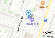 Компания «Теплый фасад» на карте