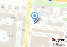 Компания «Планета игрушек» на карте