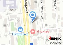 Компания «Такса» на карте