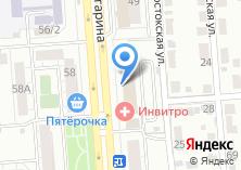 Компания «Уралтара» на карте