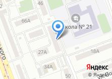 Компания «Общежитие ЧЭнК» на карте
