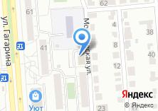 Компания «Архив» на карте