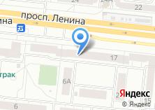 Компания «Водолаз.рф» на карте