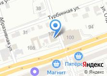 Компания «Автопогрузчик» на карте