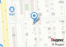 Компания «Бизнес-Юрист» на карте