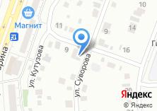 Компания «Чебаркульский завод крановых изделий» на карте