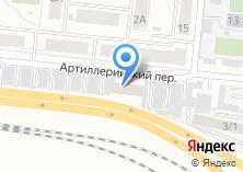 Компания «Челябинская Уралтеплоизоляция» на карте