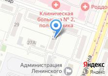 Компания «Лисичка» на карте