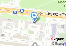 Компания «Комплексный центр социального обслуживания населения по Тракторозаводскому району» на карте