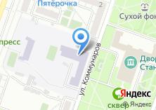 Компания «Лицей №37» на карте