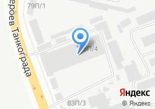 Компания «ЧЗПТ» на карте