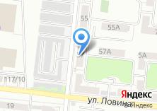 Компания «Русский Прокат» на карте