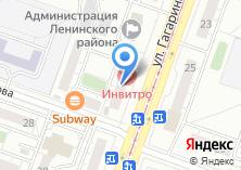 Компания «Фармикон» на карте