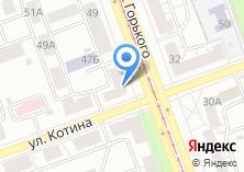 Компания «Челябинское Бюро Юридической Помощи» на карте
