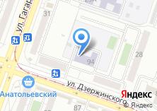 Компания «Коррекционная школа №60» на карте