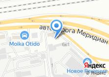 Компания «Таможенный партнер» на карте