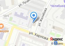 Компания «АВТОРЕСПЕКТ» на карте