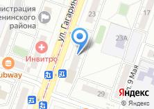 Компания «Obuffka» на карте