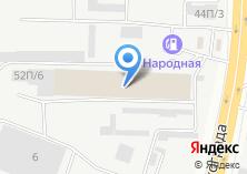 Компания «Челябтехгаз» на карте
