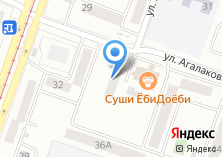 Компания «Штрих» на карте