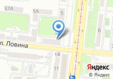 Компания «Банк Снежинский» на карте
