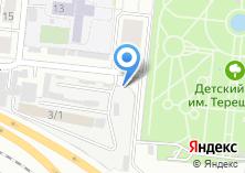 Компания «Груз-сервис» на карте
