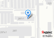 Компания «Челябметмаш» на карте