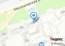 Компания «Нефертум» на карте