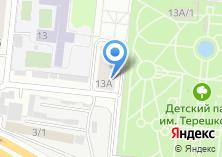 Компания «Союз предприятий стройиндустрии Южного Урала» на карте