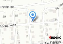 Компания «Община евангельских христиан-баптистов» на карте