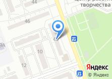 Компания «Пекарочка» на карте