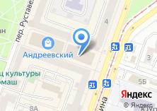 Компания «Крокус» на карте