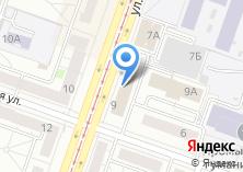 Компания «Уралстройлес» на карте